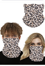 GAITOR COOLING MOISTURE WICK LEOPARD PRINT MASK UNISEX