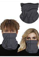 GAITOR COOLING MOISTURE WICK ALL GRAY MASK UNISEX
