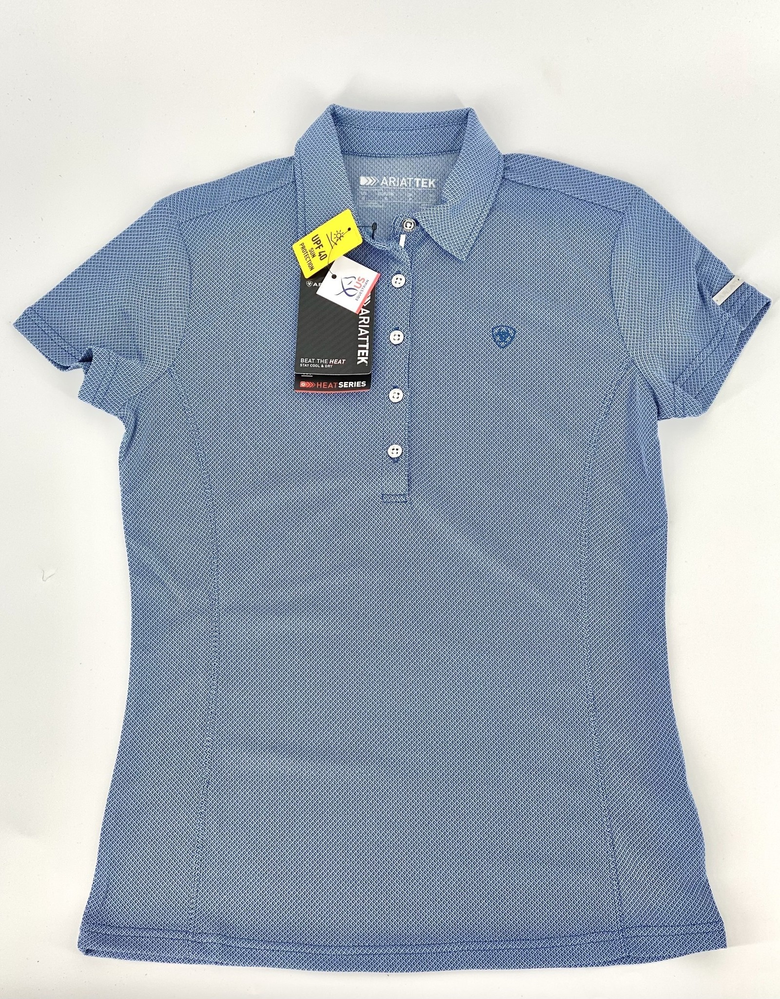 WMNS  POLO TALENT SS OPAL 10035018