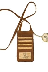 PURSE STS33854 CELL PHONE CROSSBODY COWHIDE