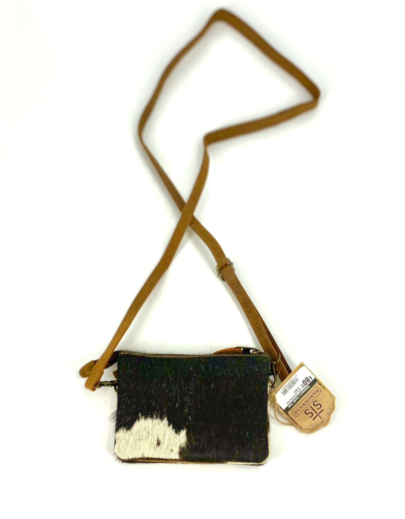 PURSE OR WALLET  STS33705 COWHIDE MIA SMALL CROSSBODY MESSANGER