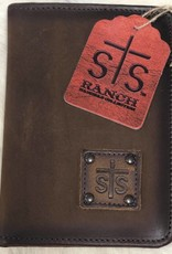 WALLET STS34050 WALLET STS MAGNETIC BROWN
