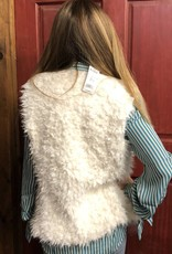 ARIAT ARIAT WMN VANILLA ICE VEST FAUX SHEARING SILKY LINING WITH POCKET