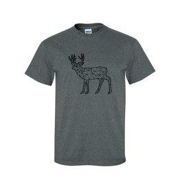 Apex Bikes Deer T-Shirts
