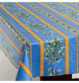 Acrylic-coated Olives Blue
