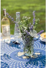 Acrylic-coated Bastide Lavender 70 in Round