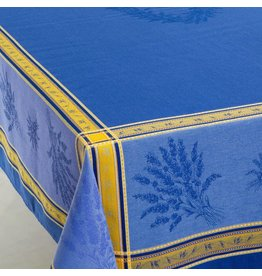 Senanque Jacquard Blue