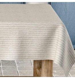 Acrylic-coated Signac Herringbone, Linen