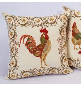 Chanteclair Jacquard Pillow
