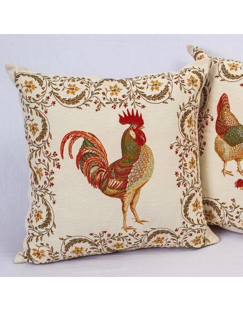 Chanteclair Jacquard Pillow