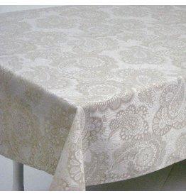 Acrylic-coated Klimt Floral, Linen