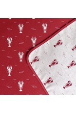 Camden Lobsters Reversible Jacquard, Red