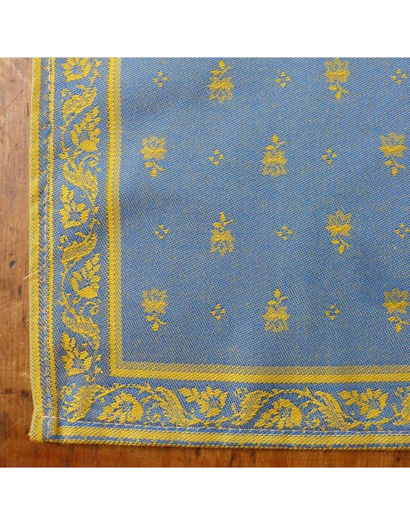 Napkin Durance Blue