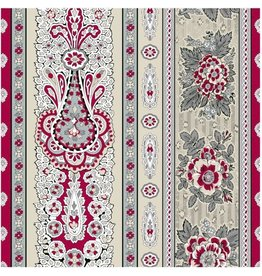 Napkin Bastide Red