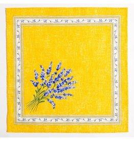 Napkin, Valensole, Yellow