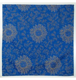 Napkin Sunflower Blue