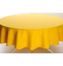 BB Yellow Jacquard, Round