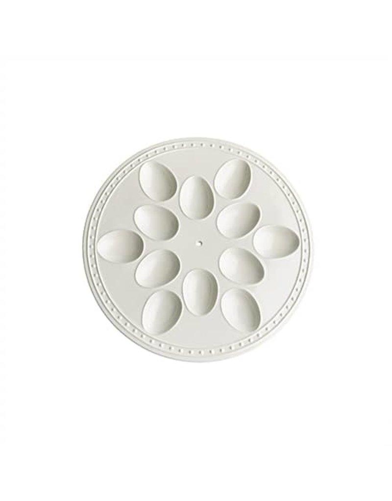 Nora Fleming DISC-X6 Egg Platter