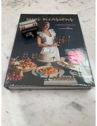 Nora Fleming Cook Book With Mini