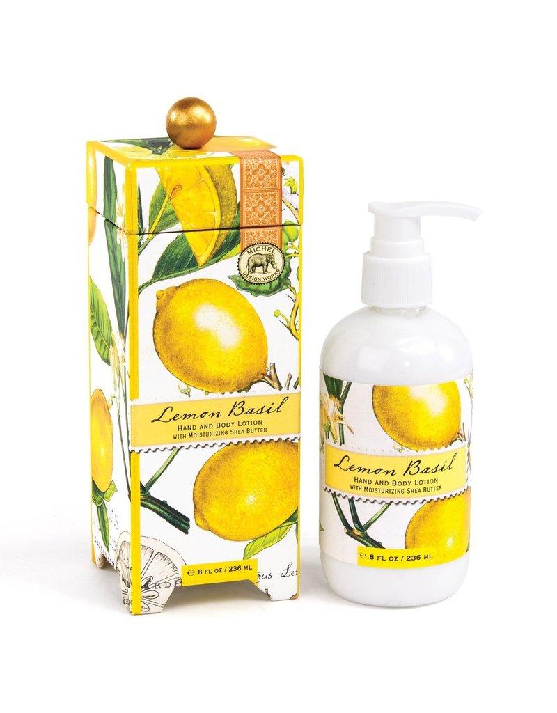 Michel Design Works Lemon Basil Lotion
