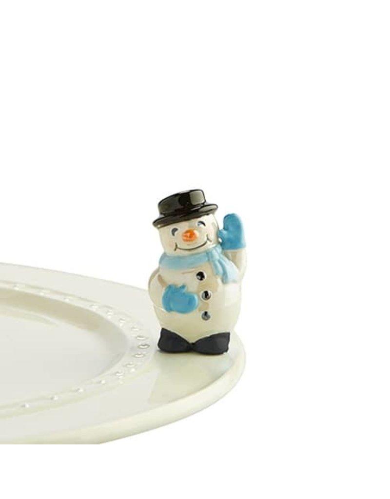 Nora Fleming A172 Frosty Pal/Snowman