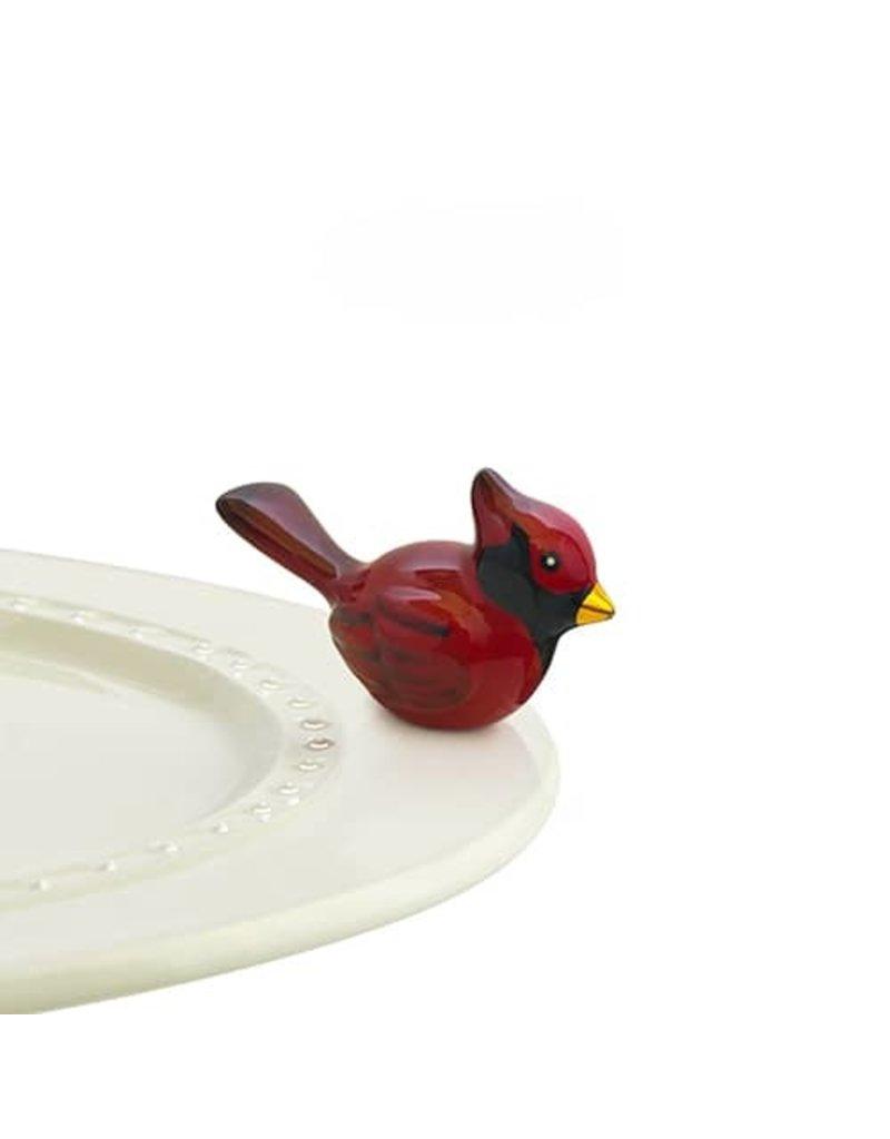 Nora Fleming A204 Cardinal (Winter Songbird)