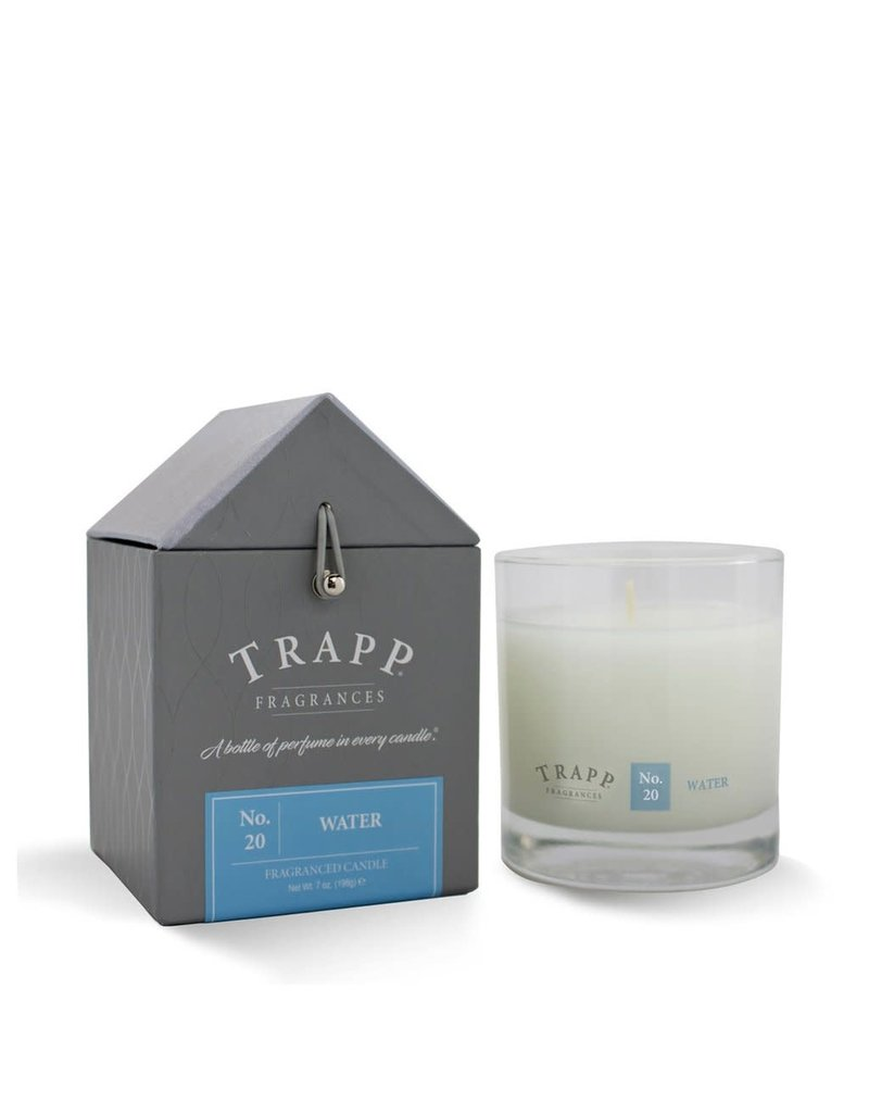Trapp Fragrances #20 Water 7oz Candle