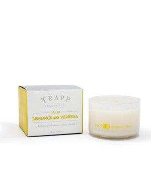 Trapp Fragrances #10 Lemongrass Verbana 3.75oz Candle