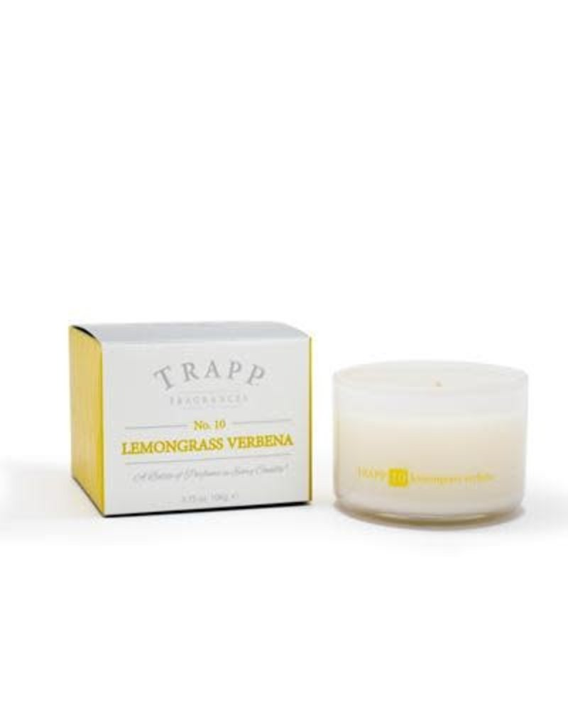 Trapp Fragrances #10 Lemongrass Verbana 3.75oz Candle