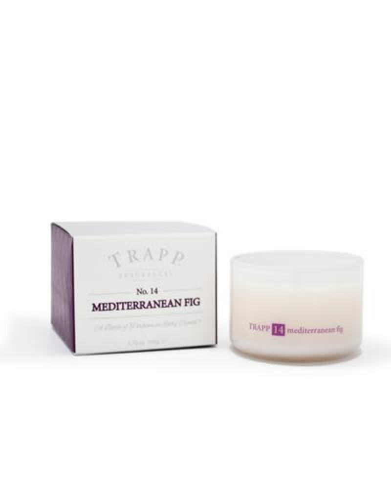 Trapp Fragrances #14 Mediterrann Fig 3.75oz Candle