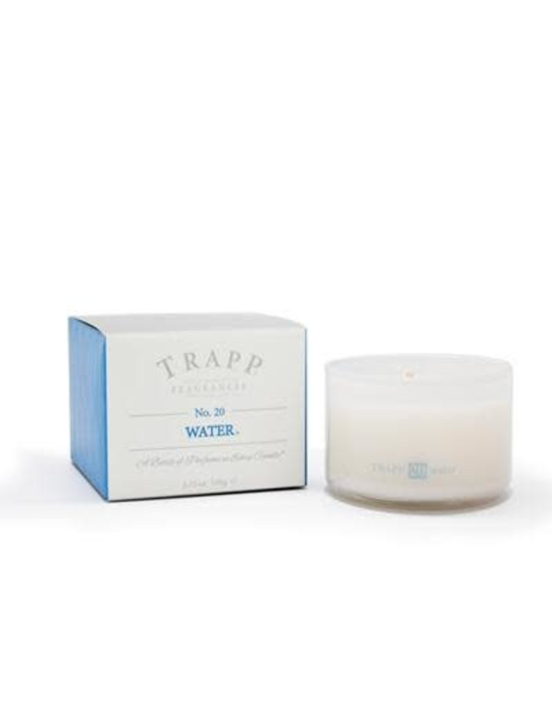 Trapp Fragrances #20 Water 3.75oz Candle