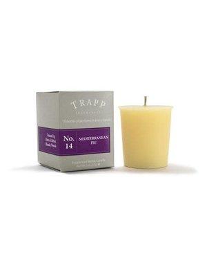 Trapp Fragrances #14 Mediterranean Fig 2oz Votive Candle