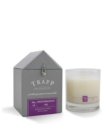 Trapp Fragrances #14 Mediterranean Fig 7oz Candle