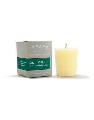Trapp Fragrances #21 Amber & Bergamot 2oz Candle