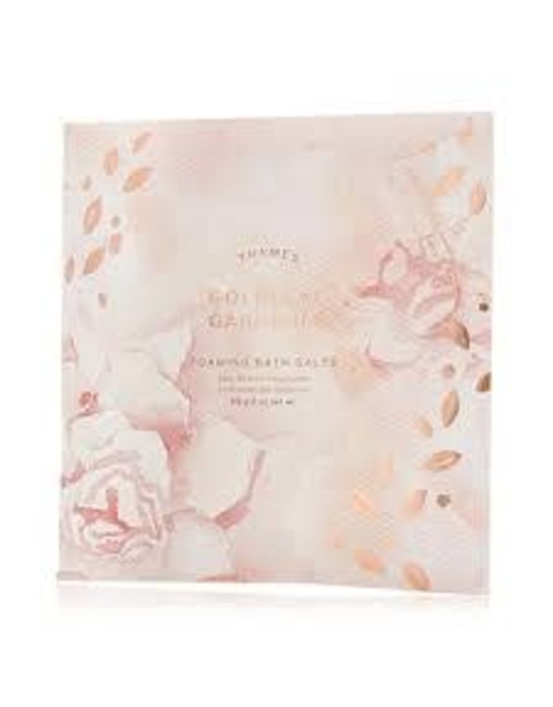 Goldleaf Gardenia Bath Salt Envelope