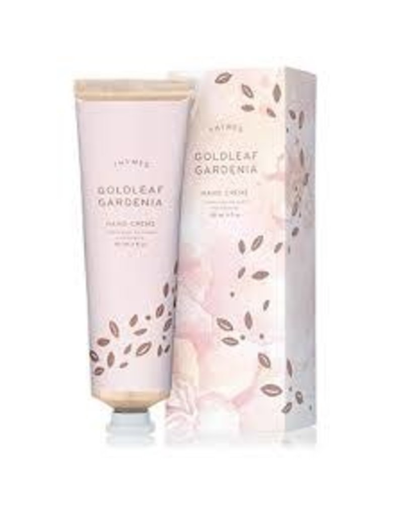 Goldleaf Gardenia Hand Creme