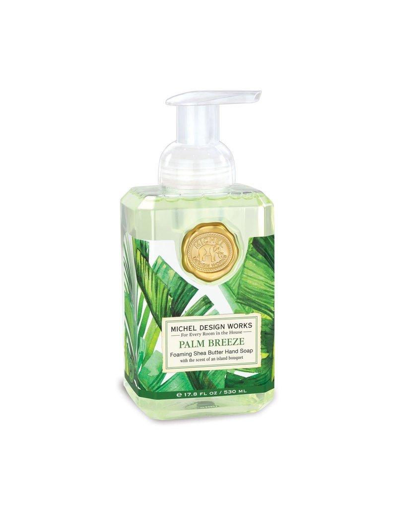 Michel Design Works Palm Breeze Foaming Soap