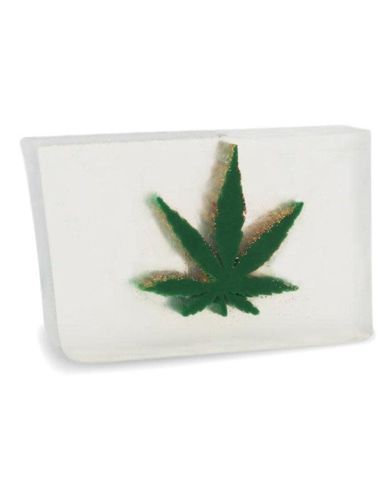 Primal Elements Pot Leaf Bar Sliced
