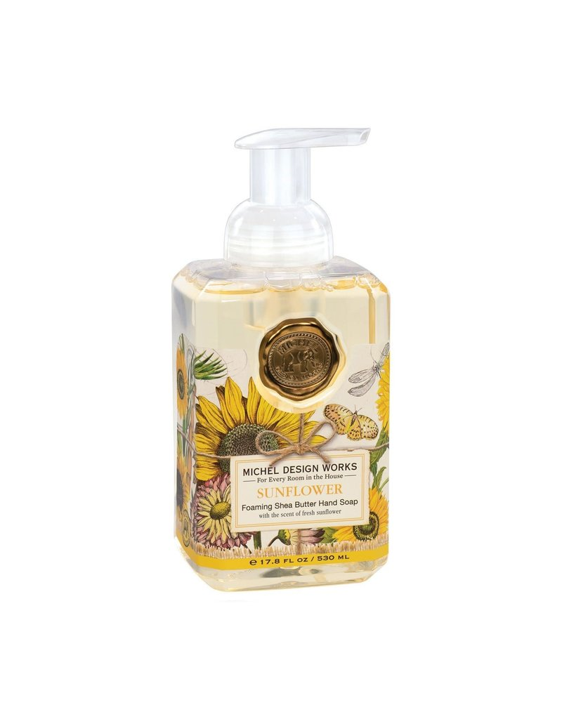 Michel Design Works Sunflower Foaming Soap