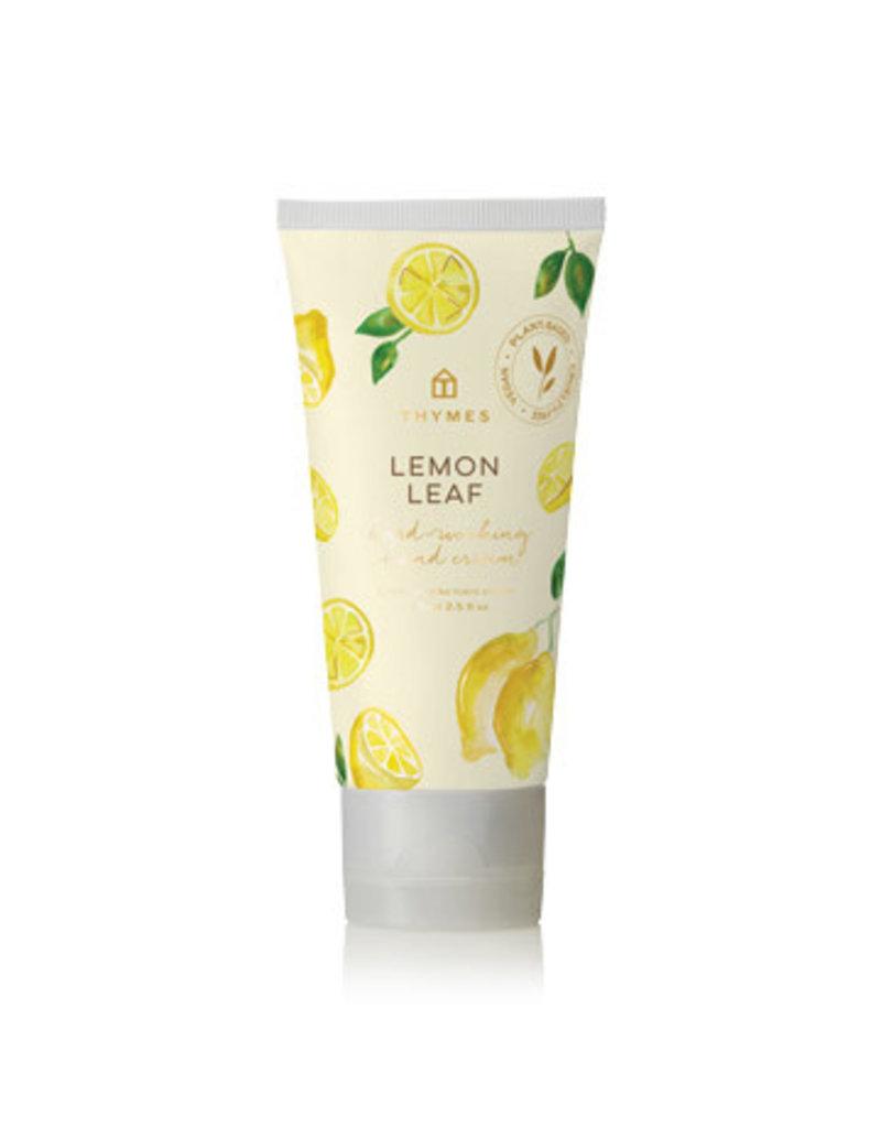 Lemon Leaf Hand Creme