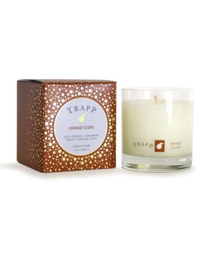 Trapp Fragrances #57 Orange Clove 7oz Candle