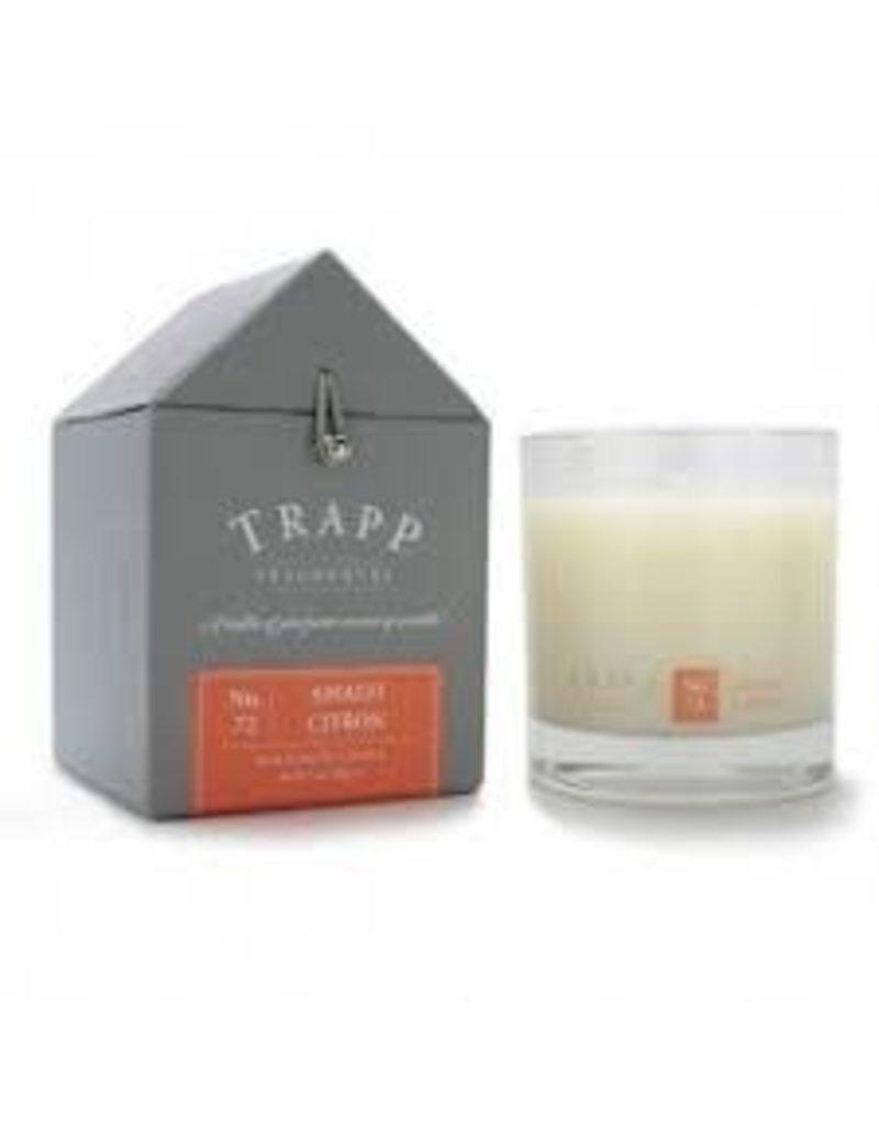Trapp Fragrances #72 Amalfi Citron 7oz Candle