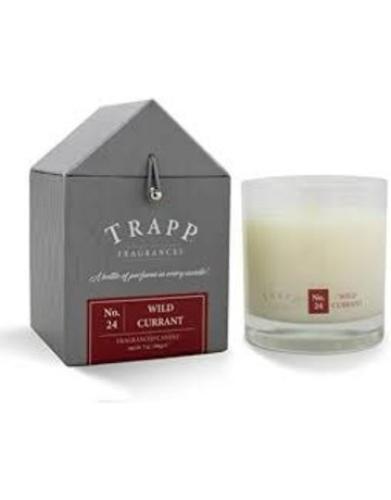 Trapp Fragrances #24 Wild Currant 7oz Candle