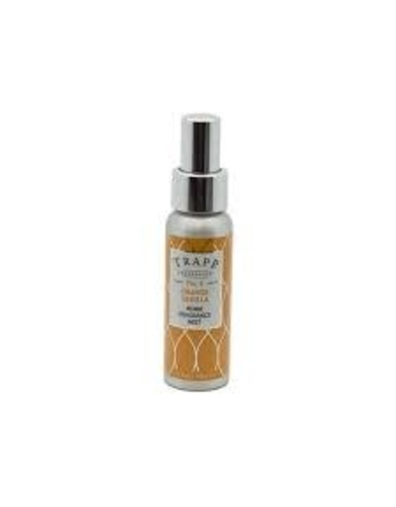 Trapp Fragrances #4 Orange/Vanilla 2.5oz Home Fragrance Mist