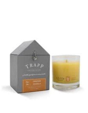 Trapp Fragrances #4 Orange/Vanilla 7oz Candle