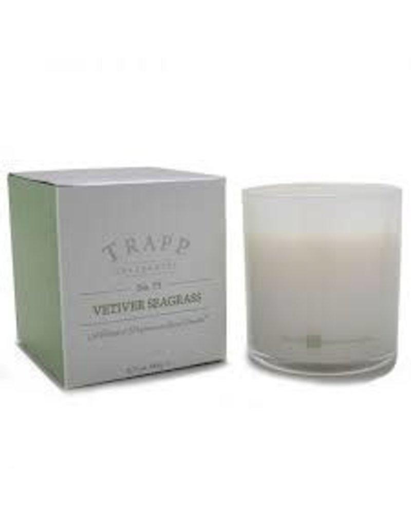 Trapp Fragrances #73 Vetiver Seagrass 7oz Candle