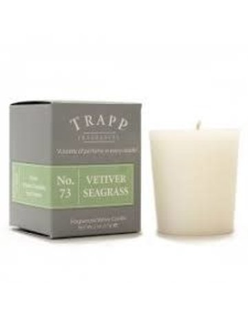 Trapp Fragrances #73 Vetiverr Seagrass 2oz Candle