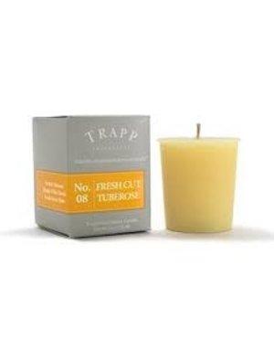 Trapp Fragrances #8 Fresh Cut Tuberose 2oz Candle