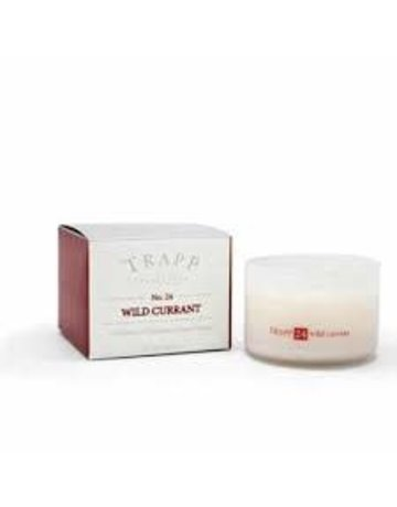 Trapp Fragrances #24 Wild Currant 3.75oz Candle