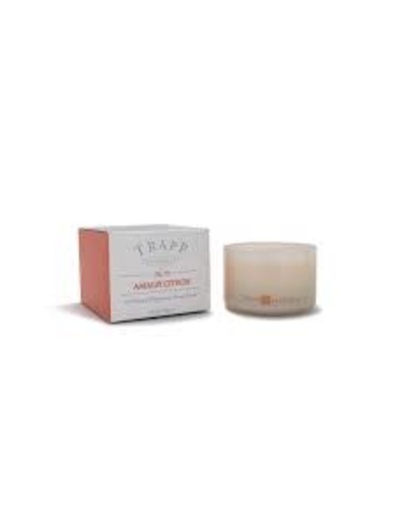 Trapp Fragrances #72 Amalfi Citron 3.75oz Candle